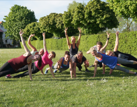 Groupfitness mit Diana Gruß in der Region Fulda